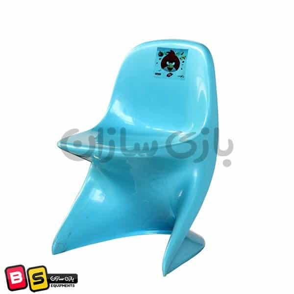 صندلی کودک رامو آبی