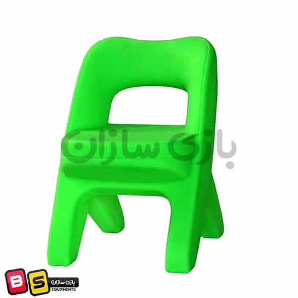 صندلی استار سبز