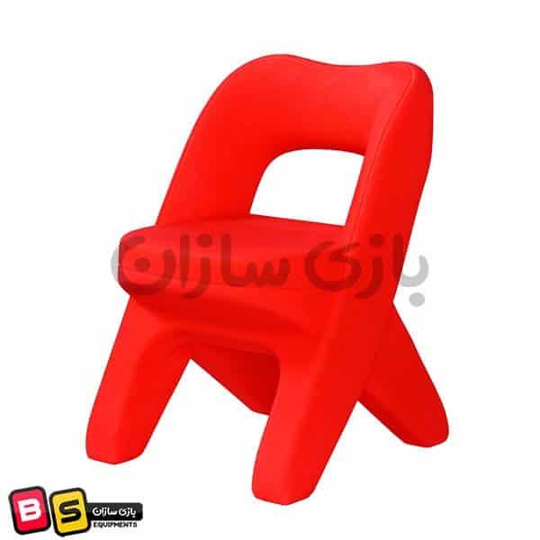 صندلی استار قرمز