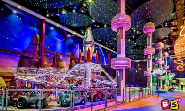 هفت شهربازی و مرکز تفریحی در دبی که شگفت زده تان می کند!