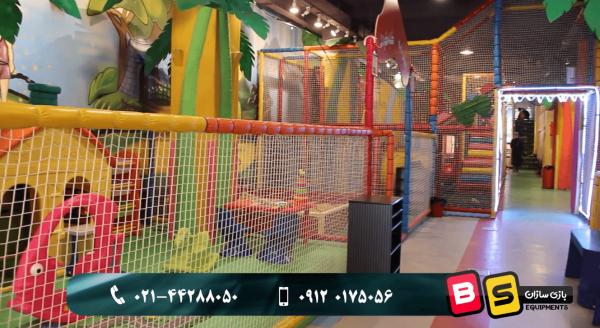 تجهیز خانه بازی عمارت مجد در اسلامشهر