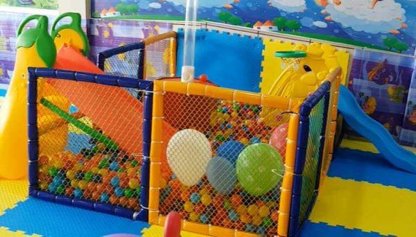 تجهیز خانه بازی شاپرک شهر بوشهر