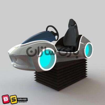 شبیه ساز ترن هوایی VR