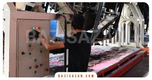 مشکلات کارخانه سازنده دستگاه شهربازی در ایران!