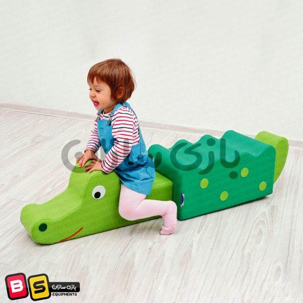 تمساح فومی کودک