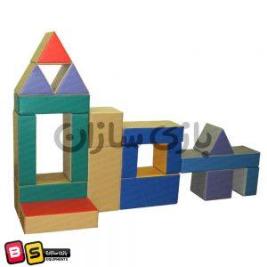 خانه کودک فومی