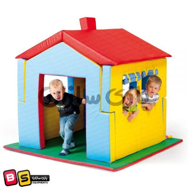 خانه فومی کودک
