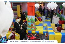 تجهیز خانه بازی لالی پاپ استان تهران