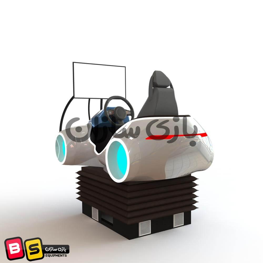 شبیه ساز ماشین مسابقه ای حرفه ای