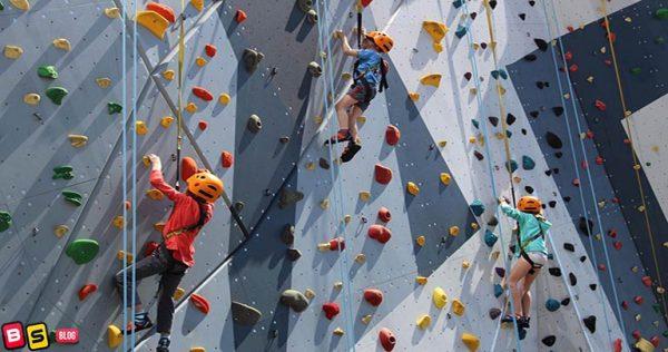 خرید دیوار صخره نوردی کودک