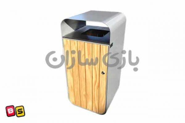 سطل آشغال پارکی