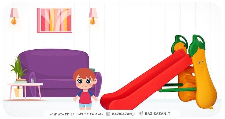 لزوم استفاده از وسایل بازی در خانه – مراقب فرزندان خود باشید!