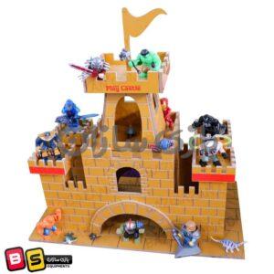 قلعه چوبی اسباب بازی