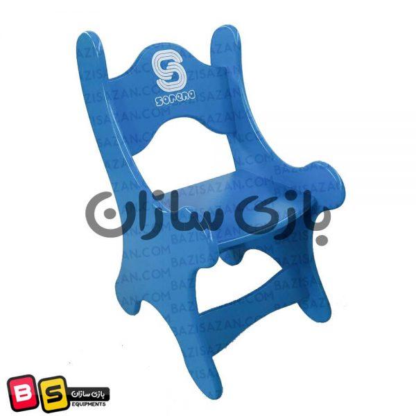 صندلی کودک چوبی سورنا