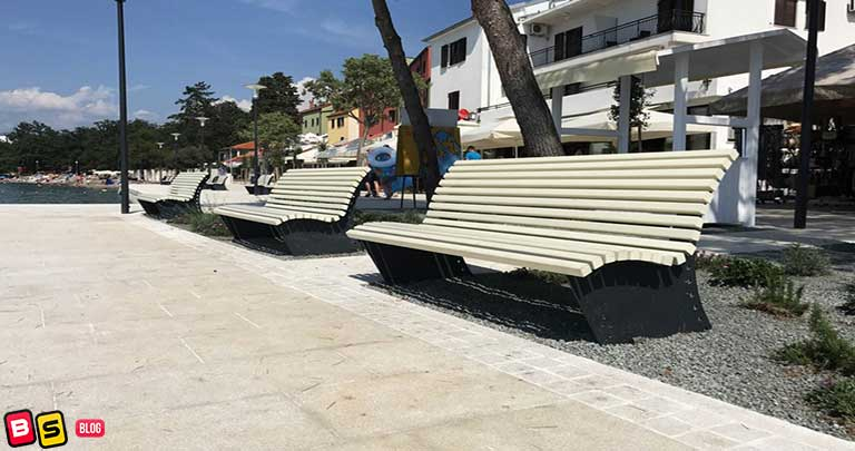 مبلمان شهری و تجهیزات پارکی | روش بسیار عالی برای زیباسازی شهرها