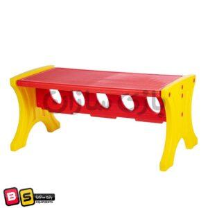 میز مستطیل کودک پیش دبستانی