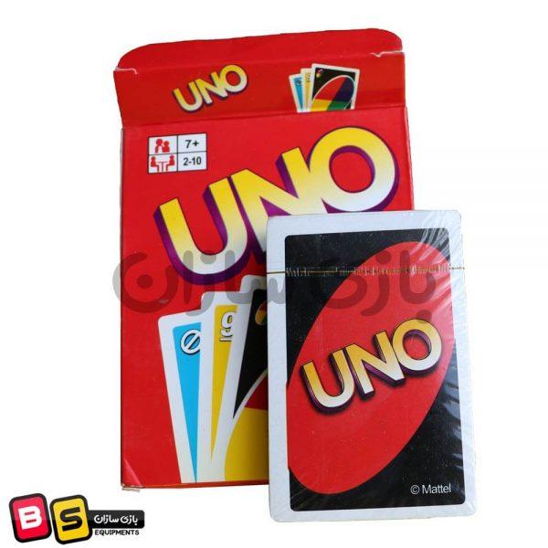 بازی فکری uno