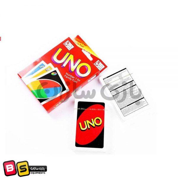 بازی فکری 108 کارتی اونو