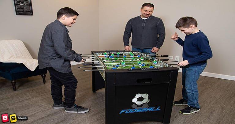 فوتبال دستی خانگی