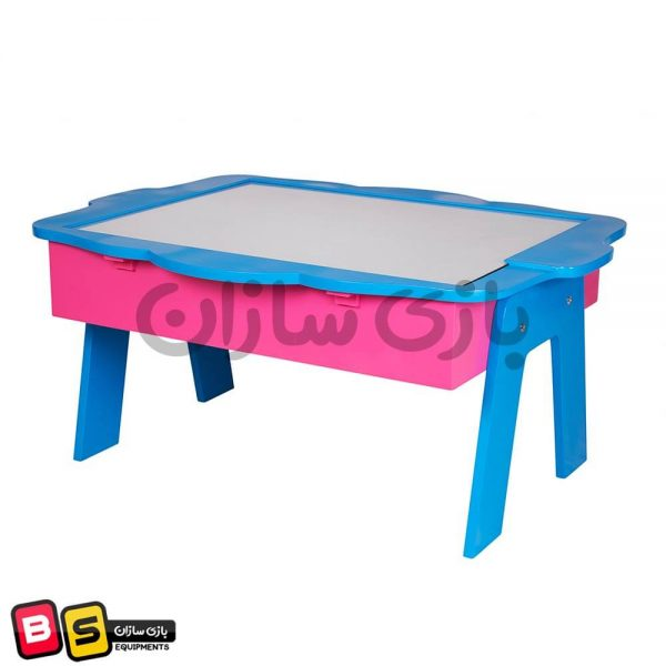 میز شن طرح ابر کودک