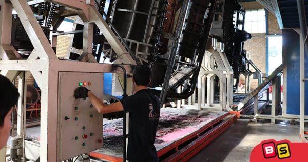 کارخانه محصولات پارکی و پلی اتیلنی بازی سازان