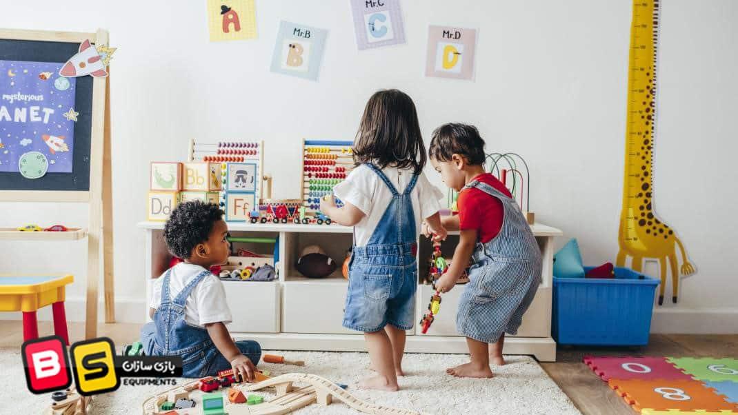 اتاق بازی کودکان