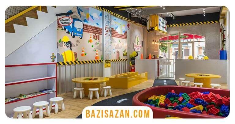چگونه یک مکان ایده آل برای آموزش و بازی کودکان در مهد کودک داشته باشیم؟