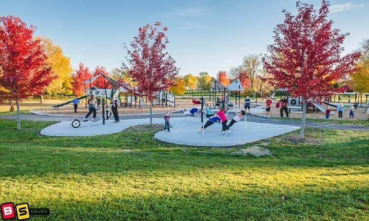 وسایل بازی پارکی کودکان