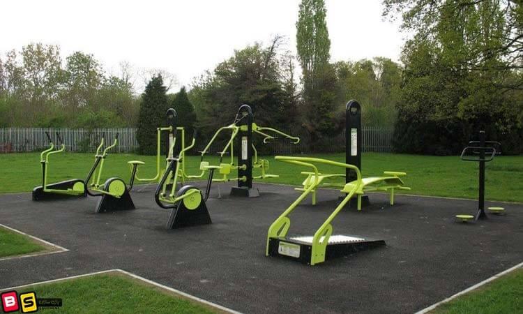 وسایل ورزشی پارکی