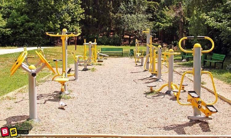 تجهیزات ورزشی شهری
