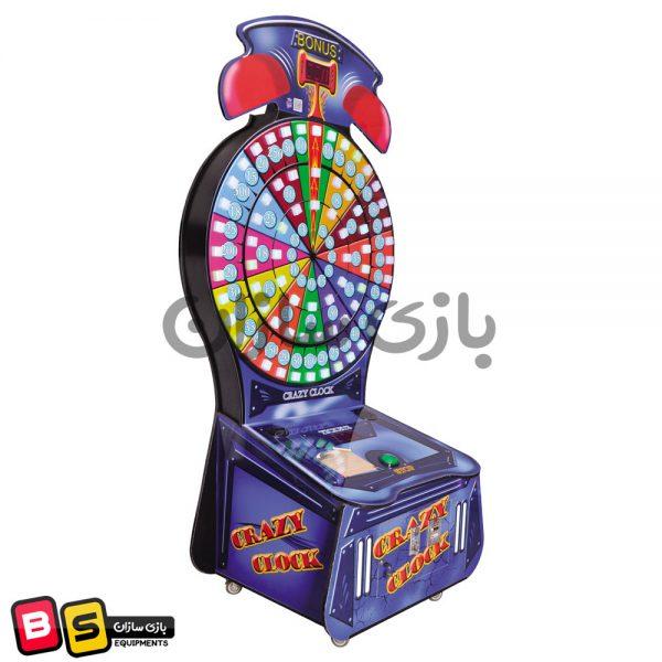 بازی crazy lock