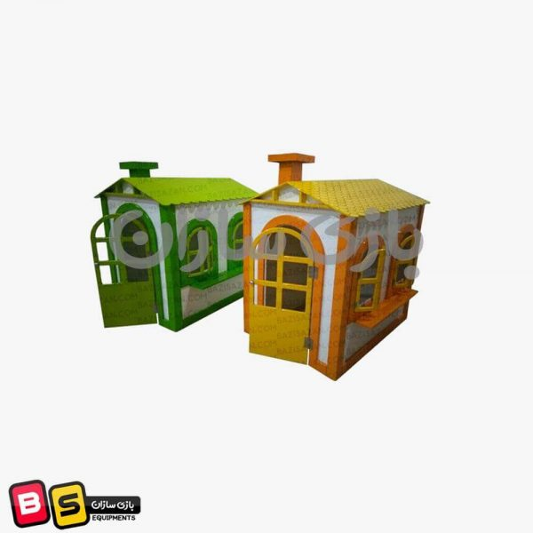 کلبه چوبی خانه مشاغل کودک