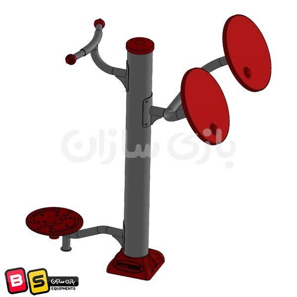 دستگاه ورزشی چرخانک مدل BS6002 
