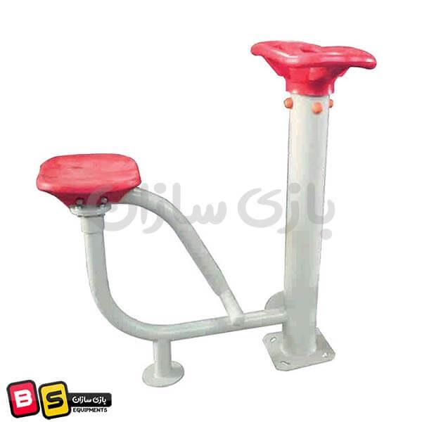 دستگاه ورزشی مسگری نشسته مدل BS6008