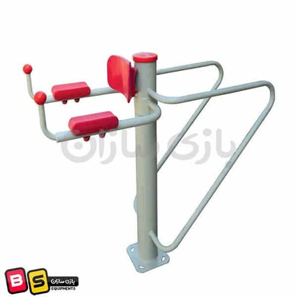 دستگاه ورزشی پارالل و عضلات شکم مدل BS6021