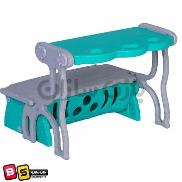 میز تحریر کودک دوکاره