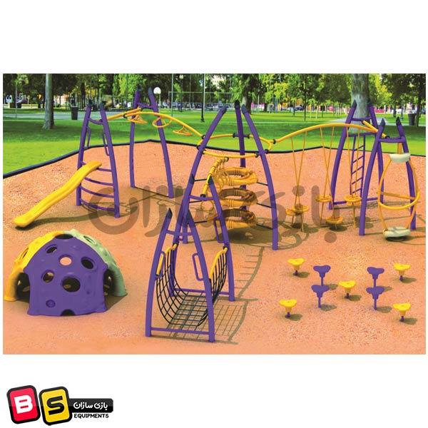 سازه پارکی تور و طناب مدل 2029