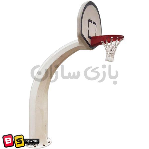 پایه بسکتبال مدل استاندارد با تابلوی مینی